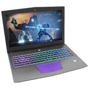 VECTOR III-Z 100 GAMING LAPTOP i7-8750H, GTX1070 8GB WINDOWS 10 HOME, WITH FREE VR GAMES AND SOFTWARE BUNDLE £1134.90 WITH CODE @ Cyber Power