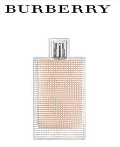 ONLINE EXCLUSIVE! Burberry Brit Rhythm for her 90ml, £16.99 Free delivery @the Perfume shop