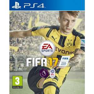 FIFA 17 PS4 / Xbox One for £1.95 delivered @ The Game Collection