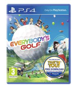 Everybodys Golf (PS4) £9.99 / Cities Skylines (PS4) £10.89 / Devil May Cry HD Collection (Xbox One) £9.99 / Elder Scrolls V Skyrim Special Edition (Xbox One) £9.99 Delivered (Ex-Rental) @ Boomerang (More in OP)