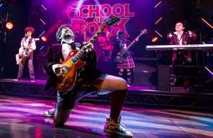 School Of Rock at the Gillian Theatre London - Tickets from £15 Today Only (£3 booking fee per ticket) @ TodayTi