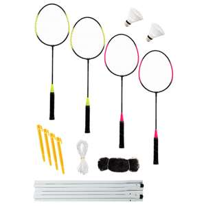 Max Sports Family Badminton Set instore at B&M for £1