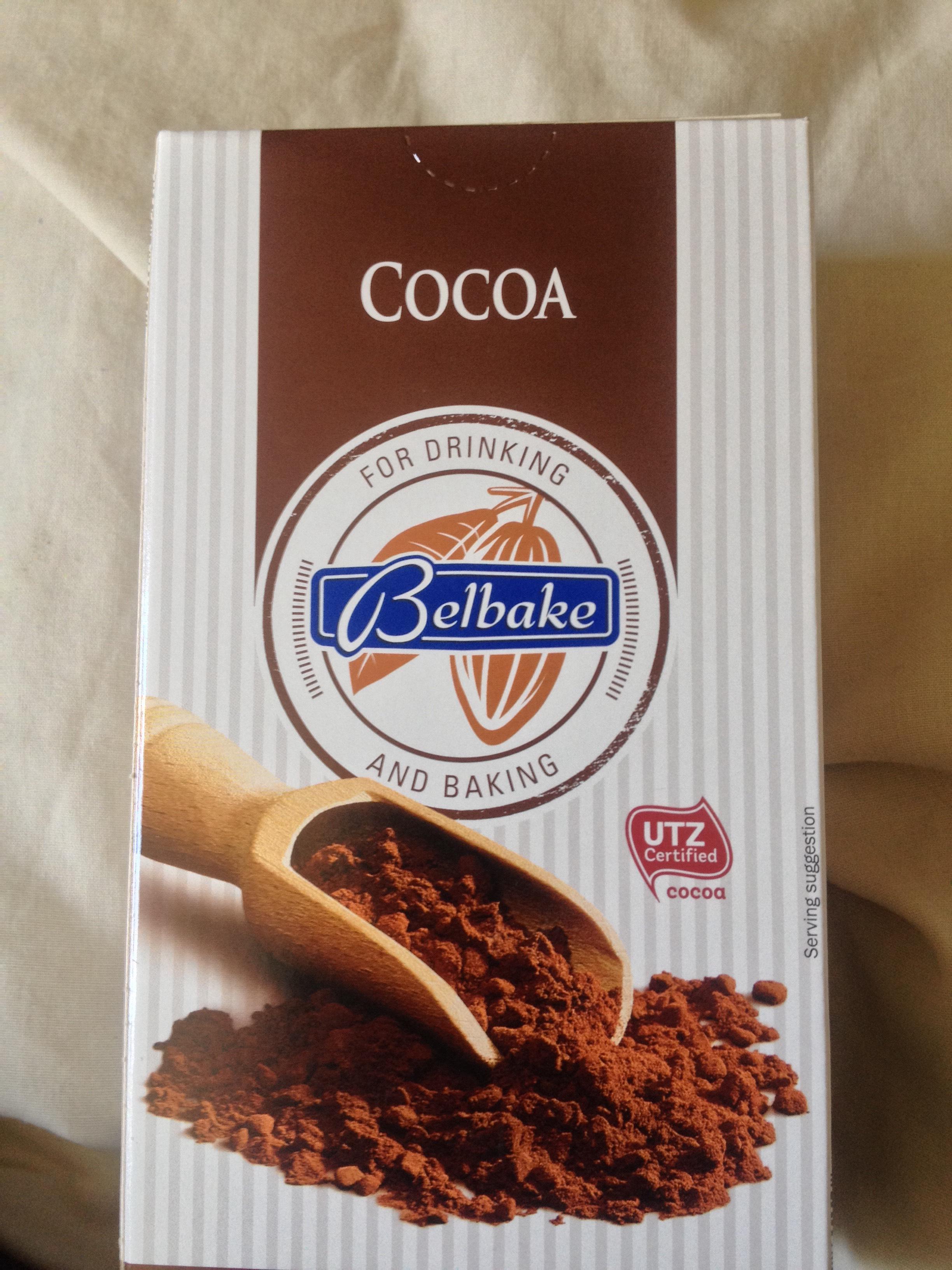 Lidl Belbake cocoa powder 250g - £1.29 instore