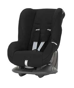 Pre-order Britax Römer eclipse car seat - cosmos black (was £135) for £65 with spend & save @ Mothercare (works on sale)