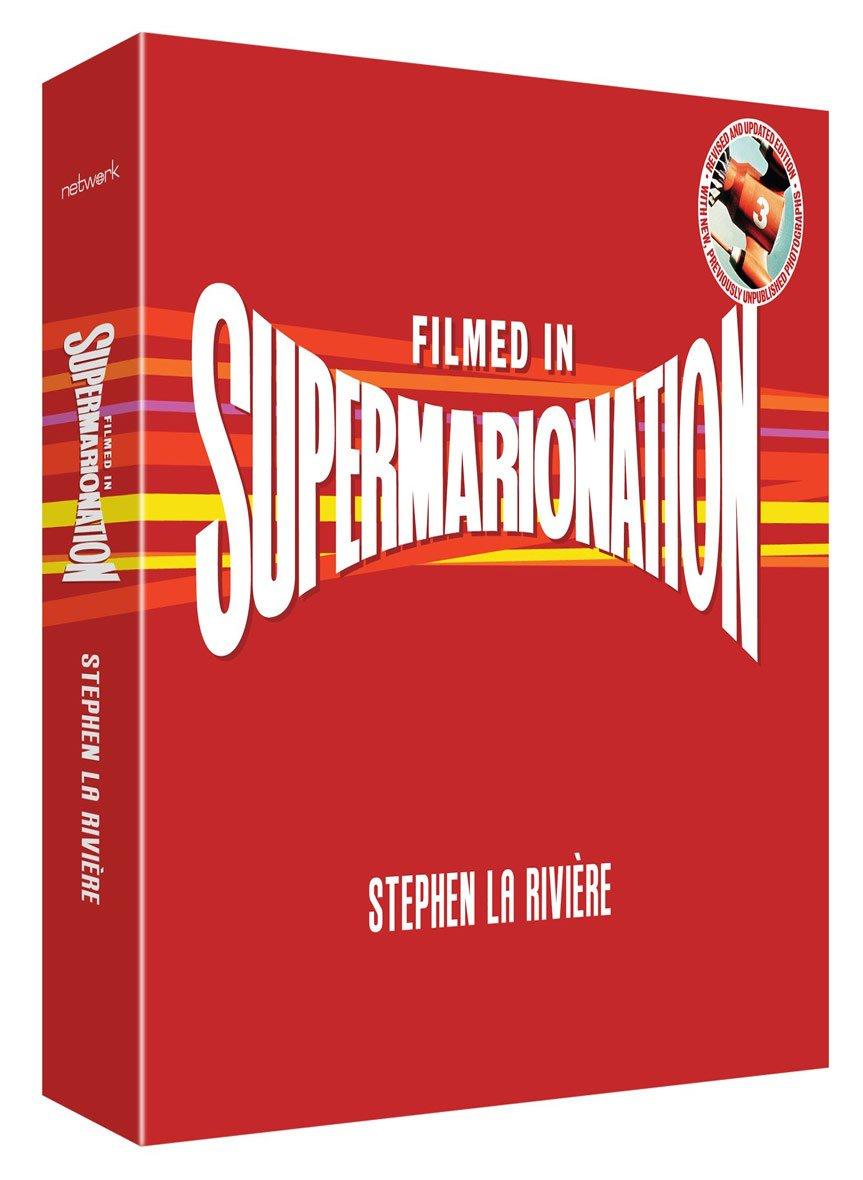 Filmed In Supermarionation Book - £5 (£9.32 delivered) @ Networkonair