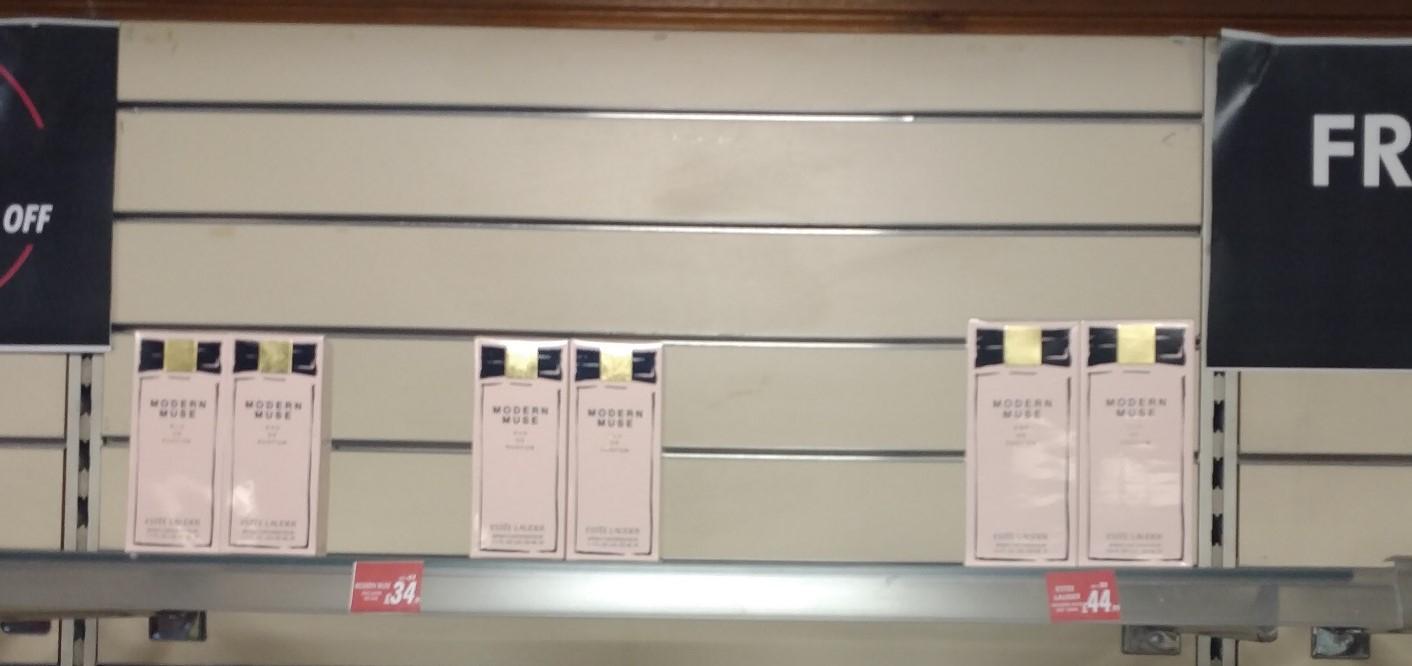 Estee Lauder Modern Muse EDP - 50ml £34.99, 100ml £44.99 In Store @ Watt Brothers, Sauchiehall Street, Glasgow