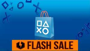 FLASH SALE! at PlayStation PSN Store US - Bloodborne £5.38, Sleeping Dogs £4.61, Mordheim £7.69, Lords of The Fallen £3.07, DMC £6.92, Thief £3.08, Child of Light £2.88, Blood Bowl 2 £3.84, Outlast 2 £6.92, Oh My Godheads £6.92 and MORE