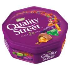Tubs of Chocolate 2 for £7 at Tesco (see post for details) from 12th (Celebrations, Cadbury Heroes, Quality Street, Cadbury Roses)