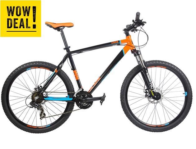 Calibre Crag Mountain Bike at Go Outdoors for £225