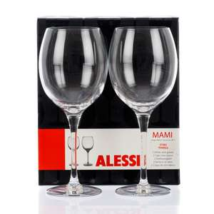 6 Alessi Mami white wine glasses (or red wine, or tumblers) £8.50 at Robert Dyas ( click and collect)