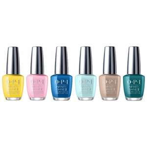6 pieces OPI Fiji 2017 nail polish set RRP £87 for £25, free delivery - Nail Polish Direct
