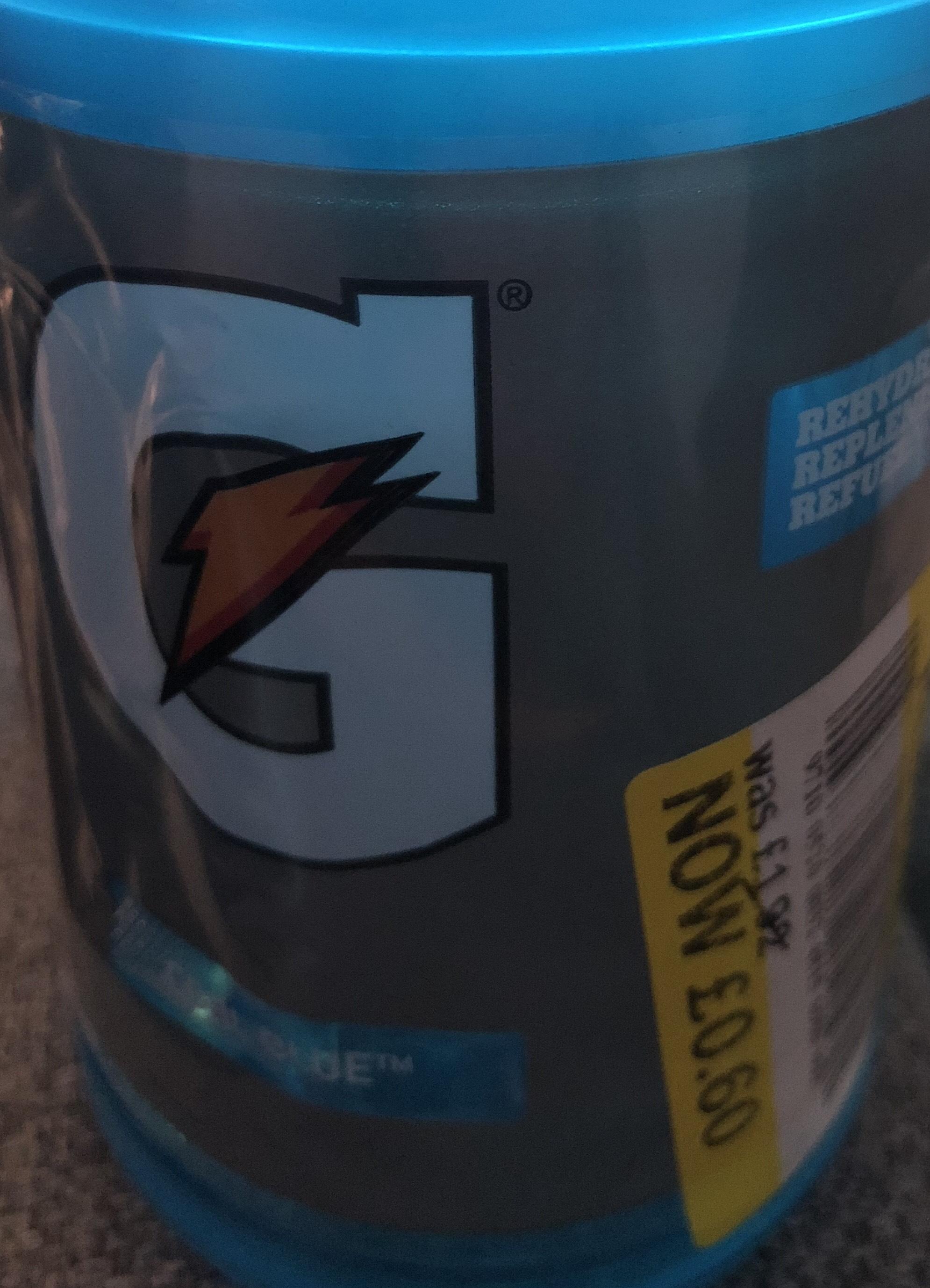 Gatorade Cool Blue 591ml - 60p @ Tesco (Local Luton)