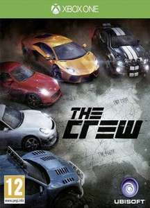The Crew Xbox One £4.42 @ INSTANT GAMING