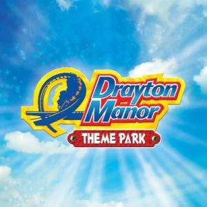 Drayton Manor season prices till November 1st - £45pp