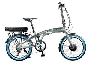 Lectro Rapide Folding 36Volt 250w 8 Speed Electric Bike (B Grade) - £519.95 @ Parkers of Bolton