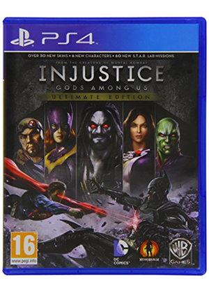 Injustice: God Amongst Us - Ultimate Edition (PS4) £11.85 @ Base