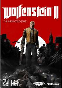 Wolfenstein II: The New Colossus PC £10.44 @ CDKeys with 5% FB Code