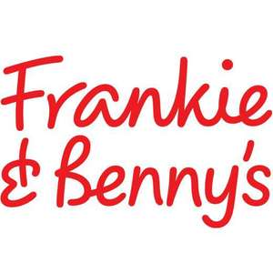 40% off Mains + Kids Eat FREE with voucher (can be combined) + 1 Free Main / via app @ Frankie & Benny's