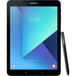 "Samsung Galaxy Tab S3 9.7"" 32GB Wifi Tablet - Black £449 / £399 with cashback via redemption @ ao.com"