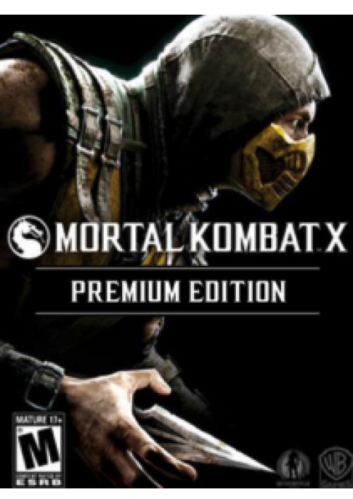 Mortal Kombat X Premium Edition PC STEAM key. £2.99/£2.84 with FB code @ CDKeys