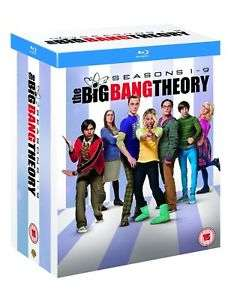 [Blu-Ray] The Big Bang Theory - Seasons 1-9 £19.99 @ Entertainment Store (Ebay)