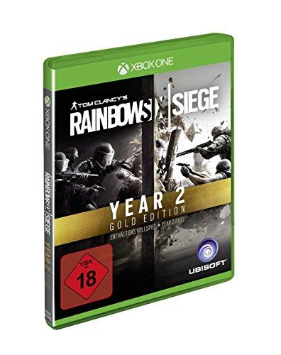 Tom Clancy's Rainbow Six Siege Gold Edition - Season 2 [German Version]