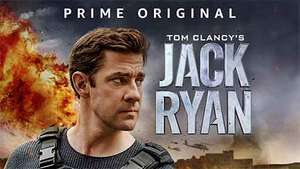 Watch Tom Clancy's Jack Ryan and Get 400 Bits free for Twitch Prime Members