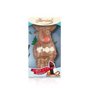 Any 5 for £20 @ thorntons personalised advent calendars, chocolate Santa's