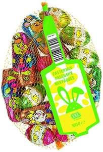 Hamlet Net of Easter Foiled Chocolates, 100 g, Pack of 10 amazon (add on item) - £2.74