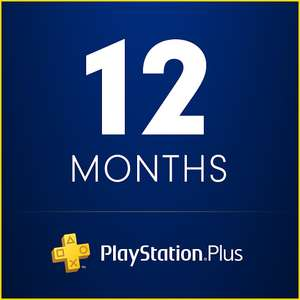 PlayStation Plus 12 months £19 from PSN Store Indonesia