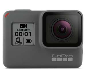 GoPro Hero (2018) (easily convert to a Hero 5 Black with simple firmware update) £131.91 @ TobyDeals