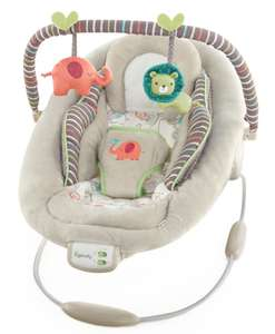 Ingenuity comfort & harmony cozy kingdom bouncer now £30 was £50 @ Asda C+C