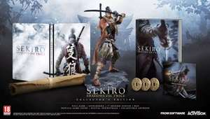 Sekiro Shadows Die Twice Collector's Edition (PS4) £99.99 @ Amazon