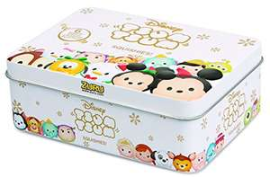 """TSUM TSUM 3"""" Mini Figure Christmas Tin £7.57 delivered Dispatched from and sold by Champion Toys - Amazon"""
