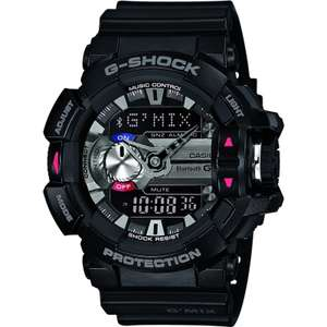 Casio gba-400-1aer £87.12 with code @ Watches2u