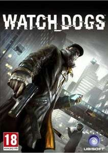 Watch Dogs PC UPLAY. £1.99/£1.89 with FB code @ CD KEYS