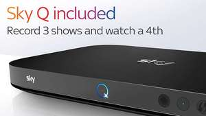 Sky Entertainment, HD, Kids & Cinema for £30 pm for 18 months - £540