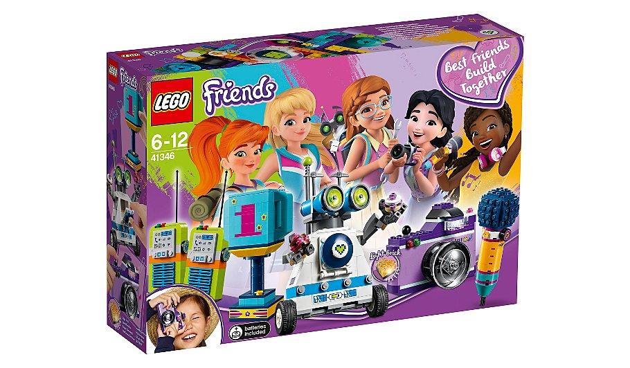 Lego Friends 41346 -  Friendship Box now £24.97 was £40.97 @ Asda C+C