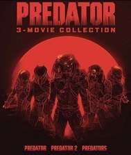 Predator 3-Movie Collection (4KHDR) @ iTunes - now reduced even further to £8.97