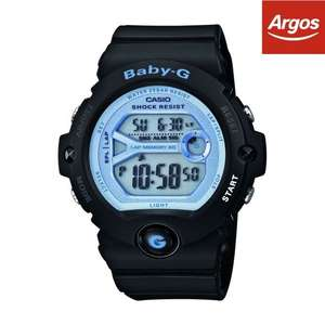 Casio Baby-G Black Digital Strap Watch BG-6903-1ER, 200M WR, £32.99 @ Argos ebay