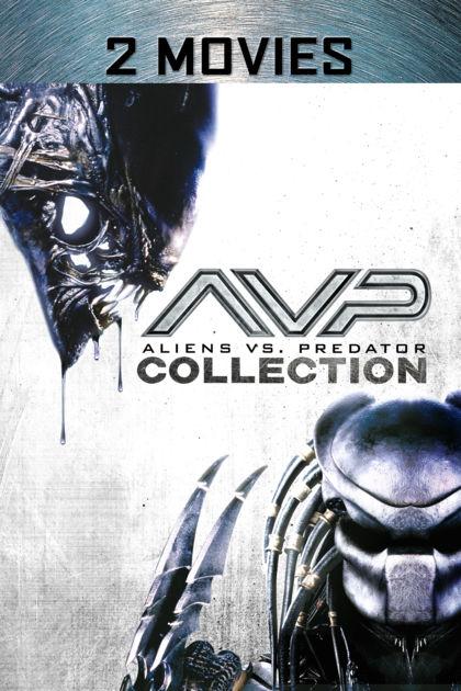 Aliens vs Predator 2 movie collection £4.99 @ itunes
