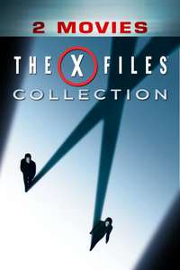 X-Files 2 movie collection £3.99 @ iTunes