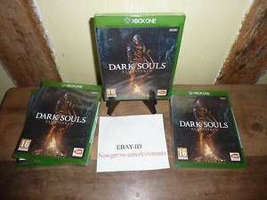 Dark Souls Remastered Xbox One (New+Sealed) £14.99 sold by newgrove-entertainments eBay, free delivery