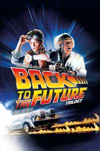 Back to the Future Trilogy (HD) £9.99 @ ITUNES