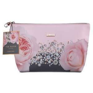 Half Price Selected Ted Baker Cosmetic / Wash Bags online / instore @ Boots - eg Ted Baker SS18 ladies large cosmetic purse was £18 now £8