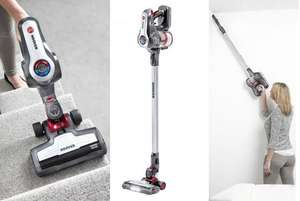 Hoover® DS22G Discovery Cordless 2 in 1 Upright Stick Vacuum £59 @ wowcher / Direct Vacuums