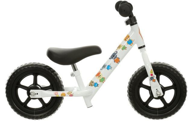 "Indi Balance Bike - 10"" £21.25 w/code + Free £10 Kids bike accessories with c+c + Free Bike build @ Halfords"