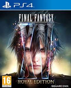 Final fantasy 15 PS4 £7 instore @ Smyths toys in Stockton