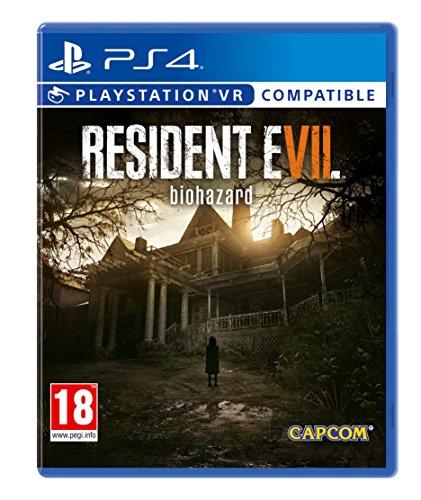 Resident Evil 7 [PS4/PSVR] £9.99 (Prime) / £12.98 (non Prime) at Amazon