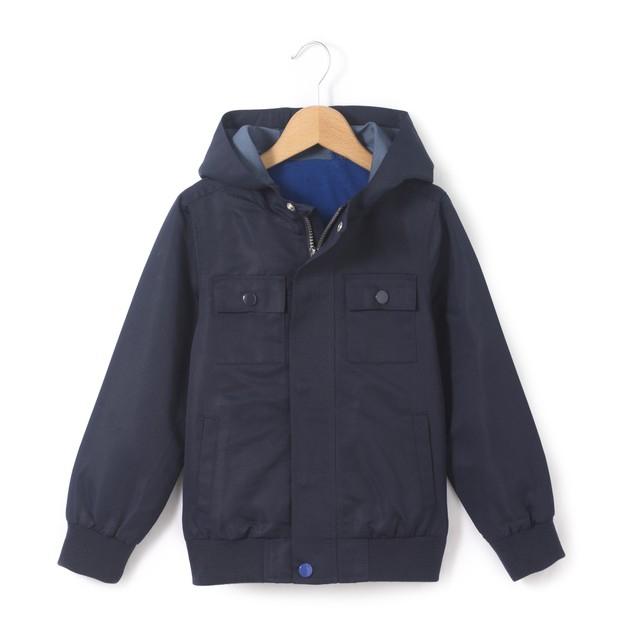 Boys Hooded Jacket, 3-12 Years was £35 now £9.80 w/code + Free C+C via Parcelshop @ La Redoute - more kids coats in OP